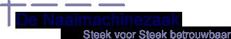 Logo De Naaimachinezaak