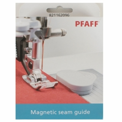 Pfaff magnetic seam guide